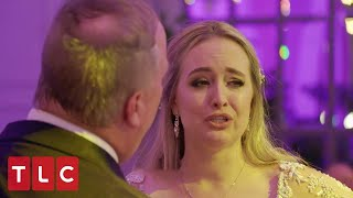 Libby Confronts Her Dad and Charlie at the Wedding | 90 Day Fiancé: Happily Ever After?
