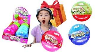100% Surprise  Big Spool With Princess Tina & Surprise Gift