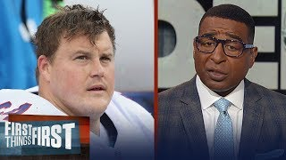 Cris Carter is concerned for the Raiders after signing Richie Incognito   NFL   FIRST THINGS FIRST