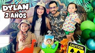 FIESTA DE DYLAN   2 AÑOS   Family Juega