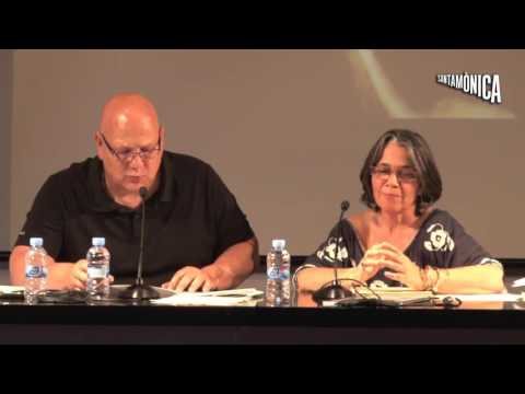 Kikí Dimulà presentada per Joaquim Gestí