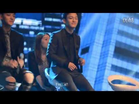 140922 Zhang Liyin Showcase - EXO Chen Focus (During