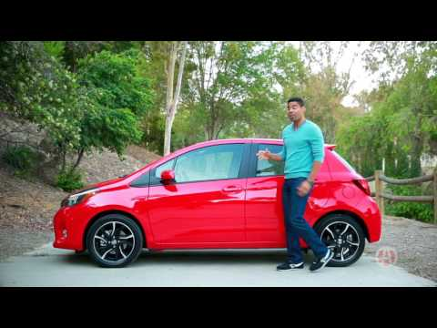 2016 Toyota Yaris | 5 Reasons to Buy | Autotrader