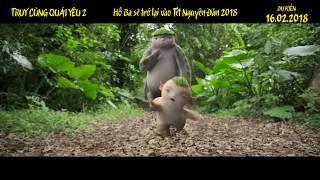 Truy Lùng Quái Yêu 2-Monster Hunt 2 (2018) mới nhất