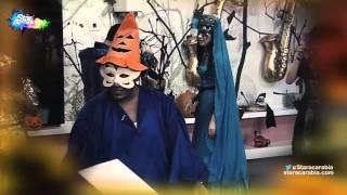 حفلة تنكرية لطلاب ستار اكاديمي 11 بمناسبة Halloween- 31-10-2015     -