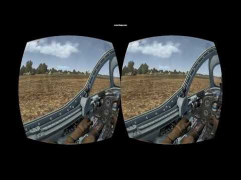 War Thunder on the Oculus Rift Pt. 1