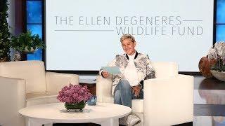Ellen Has a New Best Friend