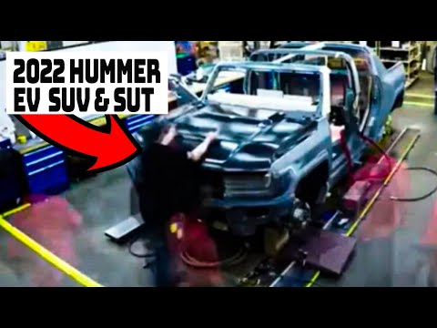 2022 Hummer EV SUV & SUT | Insider Information And Spy Photos | What We Know So Far