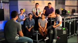"""5th Performance - The Filharmonic - """"Baby I Need Your Loving"""" By The Four Tops - Sing Off 4"""