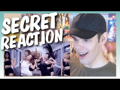 MV Reaction l 유리 X 서현_Secret