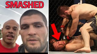 Khabib RESPONDS to Conor McGregor comments, Nate Diaz joins in