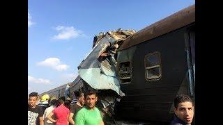 حادث قطار الاسكندرية Alexandria crash     -