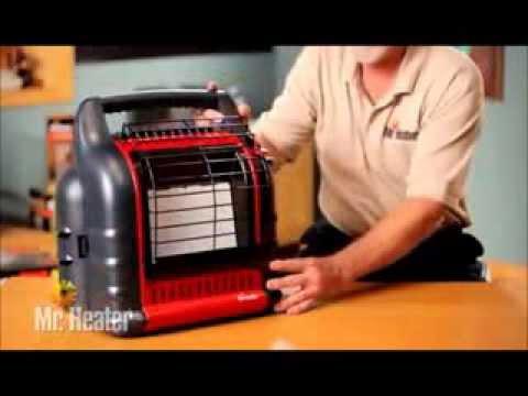 New Mr Heater Big Buddy Portable Heater Dual Heating