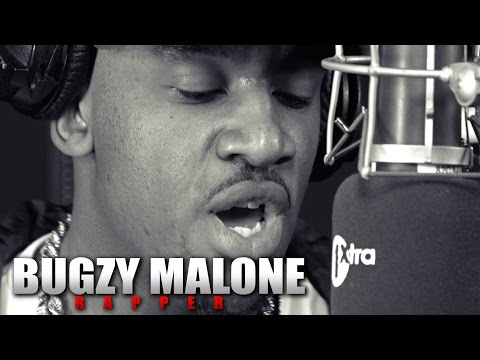 Bugzy Malone - Fire In The Booth (part 1)