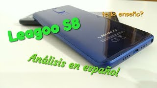 Video Leagoo S8 mJDAEfE2_60