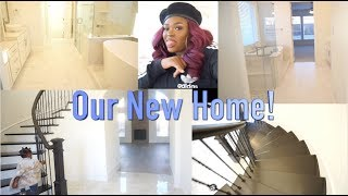 Peakmill | We Built/Bought A Home! Empty House Tour