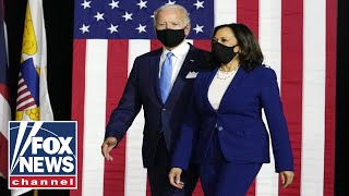 Why do Biden, Harris keep dodging press questions? 'The Five' weighs in