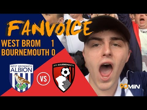 West Bromwich Albion vs Bournemouth