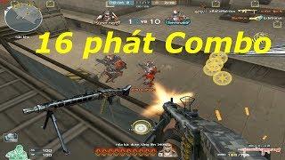 [ Bình Luận CF ] MG3-Assault - Tiền Zombie v4