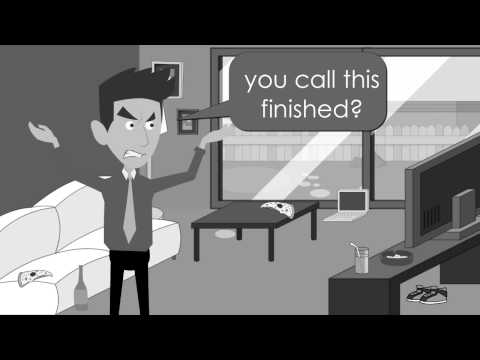 Animated videos for Service Companies - Blunt Brit Videos