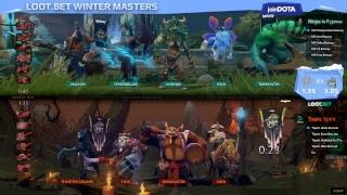 Secret vs VG Bo3 | Kuala Lumpur Major day 3 | Dota 2 Live