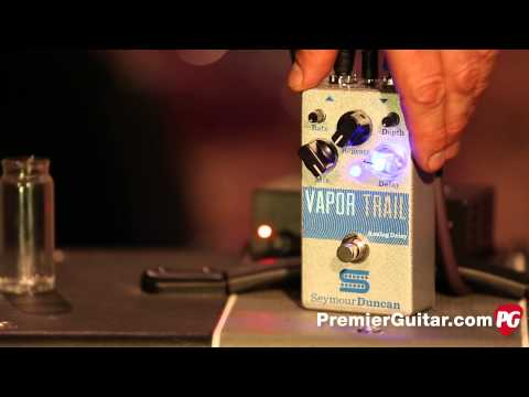 Seymour Duncan Vapour Trail Analog Delay
