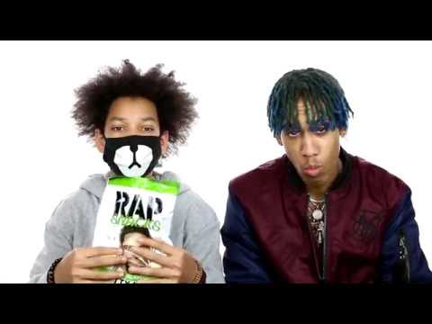 Fetty Wap Rap Snacks Honey Jalapeno Taste Test and Honest Review by Ayo & Teo