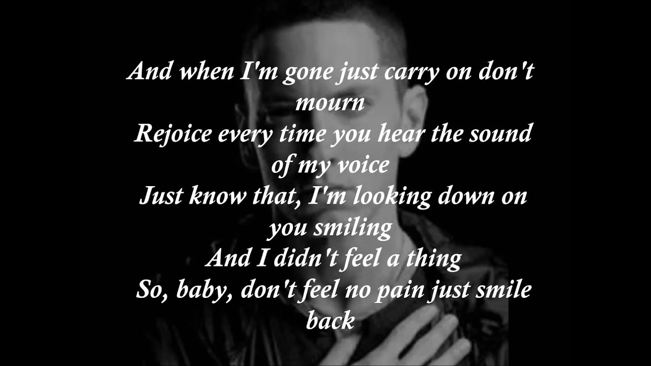 eminem quotes from when im gone - photo #18