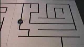 Pololu 3pi Line Maze Solving Robot