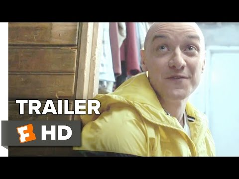 Split Official Trailer 2 (2017)