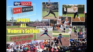 Wisconsin vs Penn State Live Stream | Women's Softball ,HD:TODAY
