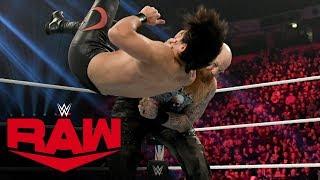 Erick Rowan vs. Soner Dursun: Raw, Nov. 11, 2019
