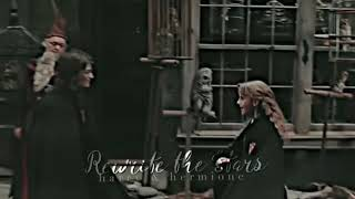 Harry and Hermione - Rewrite the Stars