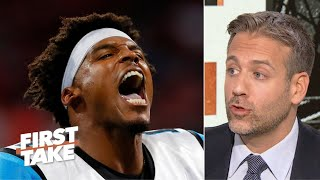 Cam Newton could follow in Kurt Warner's footsteps if he gets healthy - Max Kellerman | First Take