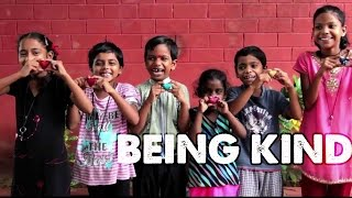 BEING KIND: The Music Video that Circle the World | Empty Hands Music | nimo