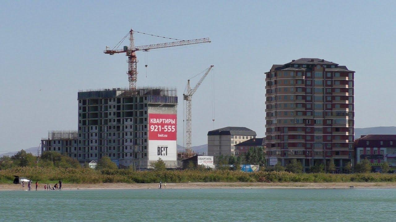 Озеро Ак-Гёль уступает элитной недвижимости и православной церкви
