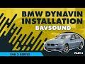 Bavsound - Dynavin - BMW E46 3 Series Installation - Part 2/2