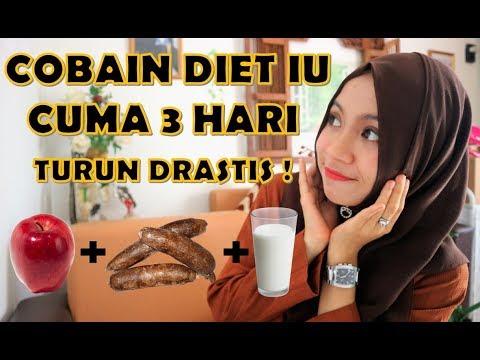 COBAIN DIET IU : CUMA 3 HARI TURUN DRASTIS !!!