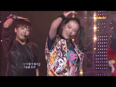 HD f(x) 에프엑스 - Chu~♡ 츄 ( Dec.06.09 )