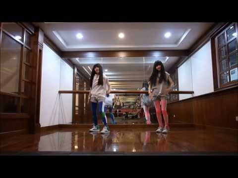 EXO  - Call Me Baby by Sandy&Mandy (cover)