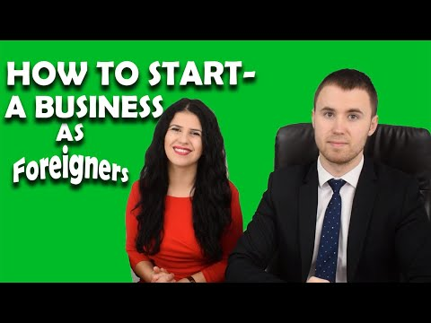182 views  8  0  SHARE  SAVE   S & F CONSULTING FIRM LIMITED Published on Dec 25, 2018  How To Start A Business As Foreigner in Overseas when everything is dark? S & F CONSULTING FIRM LIMITED (S & F