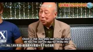 Phỏng vấn 2 diễn viên phim heo nổi tiếng nhất Nhật Bản
