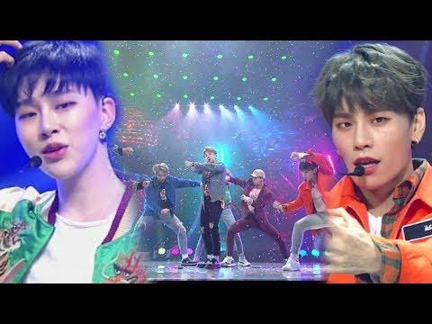 《EXCITING》 JBJ(제이비제이) - My Flower(꽃이야) @인기가요 Inkigayo 20180128