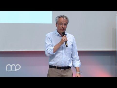 Vortrag: Zusammenarbeit von Medienunternehmen und Startups