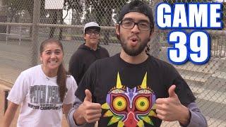 ANDY'S FIRST GAME EVER!   On-Season Softball Series   Game 39