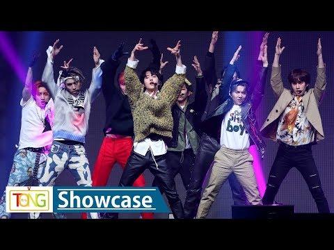 펜타곤(PENTAGON) '신토불이'(SHA LA LA) Showcase Stage (Genie:us) [통통TV]