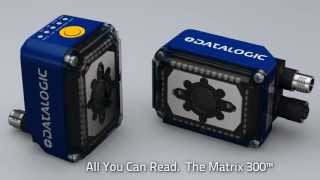 New Datalogic Matrix 300