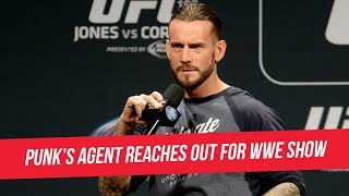 CM Punk's Agent Reaches Out To FOX For WWE Show Hosting Role