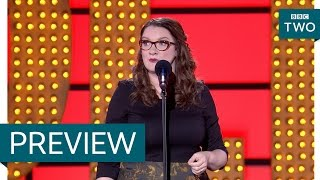 Sarah Millican tries not to gag - Live at the Apollo: Series 12 Episode 1 Preview - BBC Two