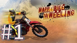 Happy Bike Wheels gameplay trailer android